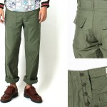 Army Fatigue Pants of fennica x orSlow