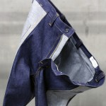 REVERSIBLE DENIM PANTS from CAL O LINE @and Pheb