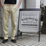 LOT 1082 CHINOS from WAREHOUSE @WAREHOUSE Ebisu