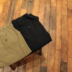 C/N FATIUGE TROUSERS from PHIGVEL MAKERS & Co. @PROD