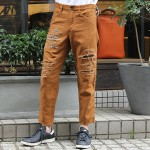 TAPERED PANTS from KUON @CIRCLE