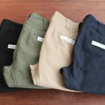 ORIGINAL CHINO TROUSERS from UNIVERSAL PRODUCTS @1LDK