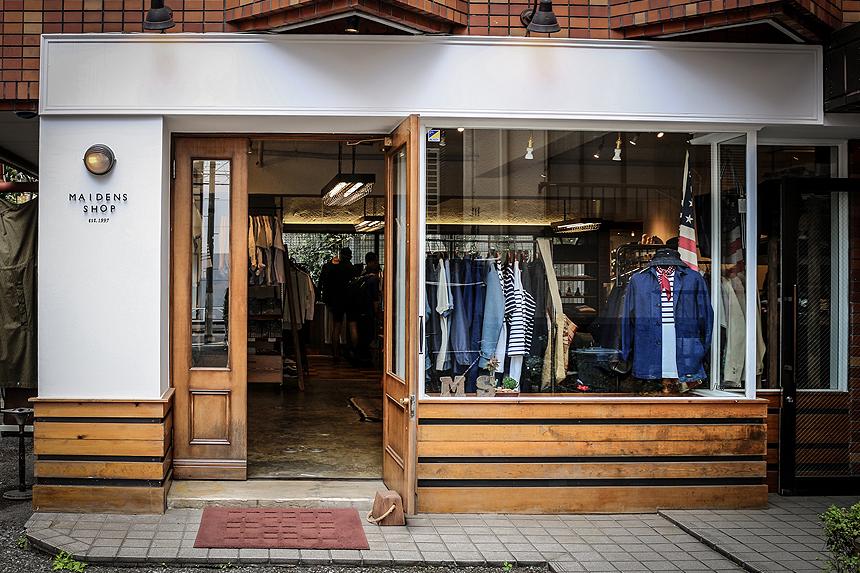 Maiden-Shop