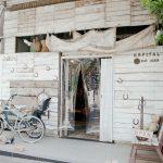 Okayama Jeans brands' flag stores in Tokyo