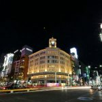 Ginza – Fifth Avenue of Tokyo