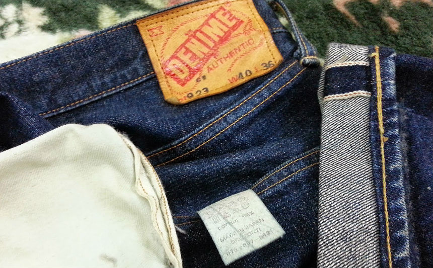 good texture pretty nice performance sportswear Vacuum-packed Jeans from Denime – FASHIONPATHFINDER.TOKYO