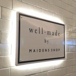 well-made by MAIDENS SHOP in MIDTOWN HIBIYA