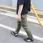 ORIGINAL TAPERED CHINO TROUSERS of UNIVERSAL PRODUCTS