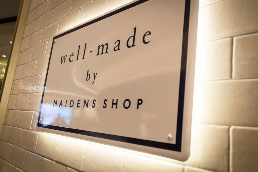 well-made by MAIDENS SHOP