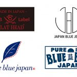 "The Japanese Brands with ""BLUE"" and ""JAPAN"""