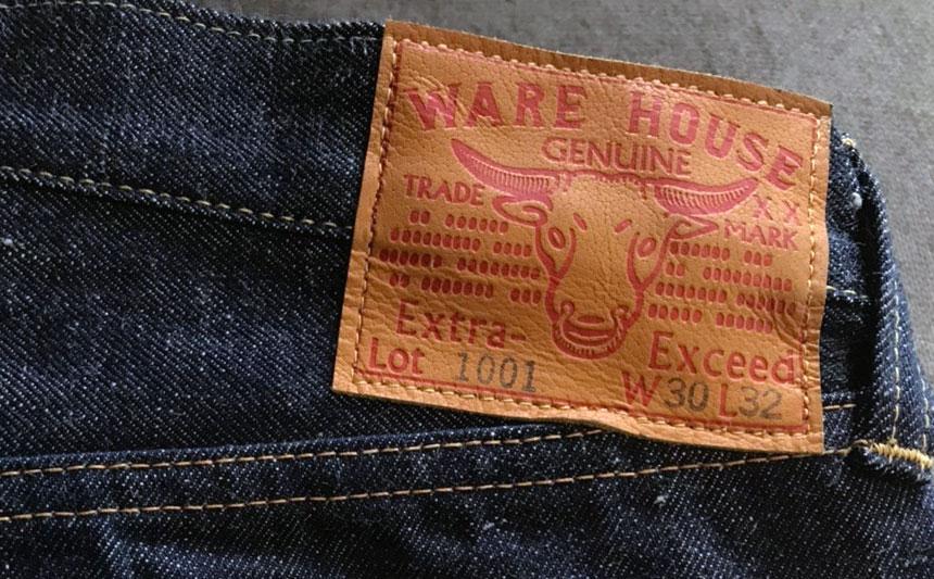 WAREHOUSE & CO.(ウェアハウス)ジーンズ