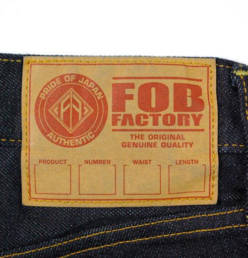 F.O.B Factory(FOBファクトリー)F1139